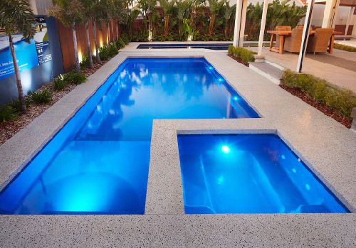 Stylish Swimming Pool