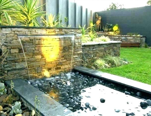 Water Feature Wall Design