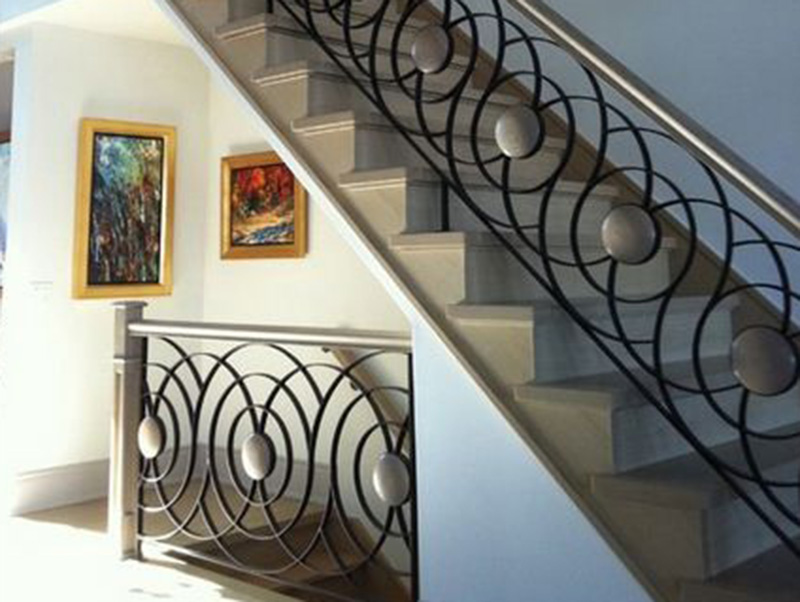 Iron Design Railing