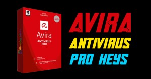 Avira Antivirus Pro with Activation Key