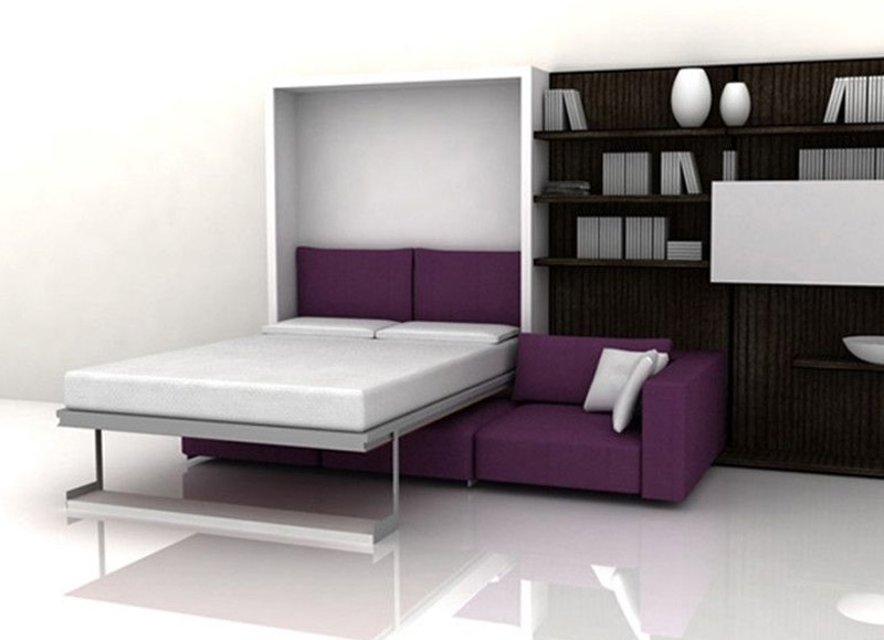 Folding Bed Furniture For Living Room