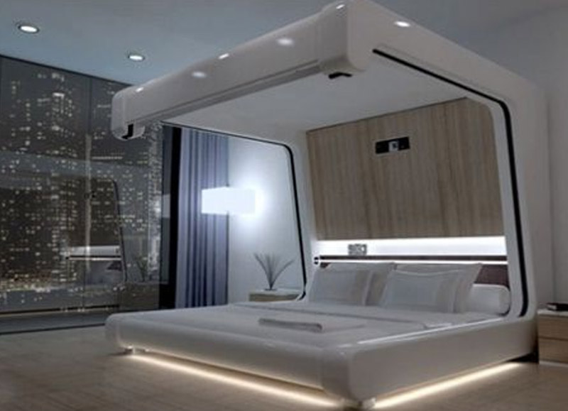 High Tech Bedroom Furniture