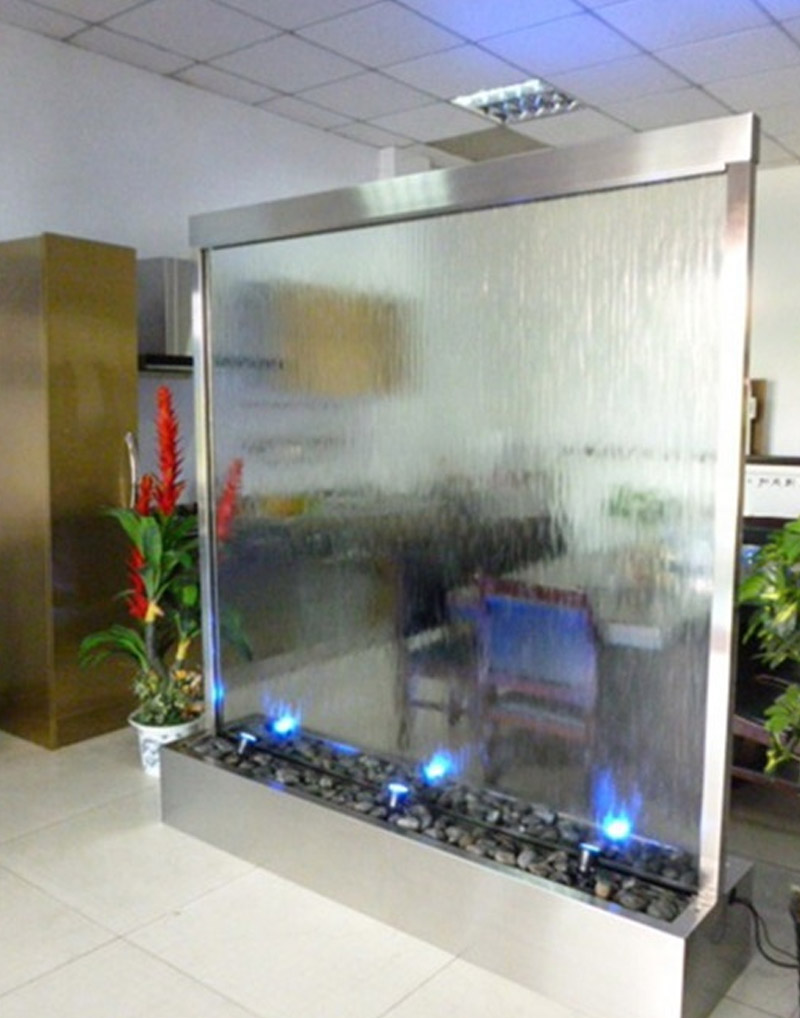 Restaurant Indoor Water Wall