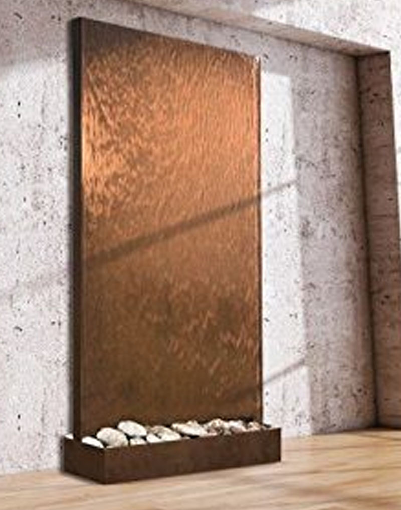 Simple Indoor Water Wall