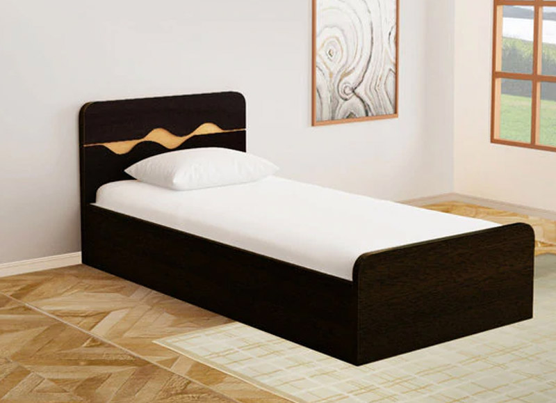 Single Bed Design