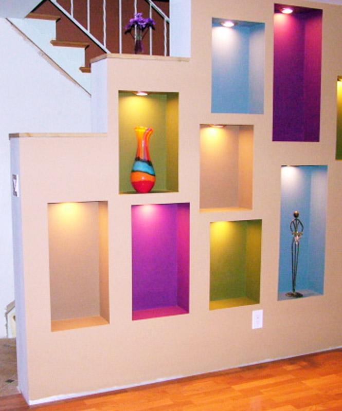 Unique Wall Niche Designs