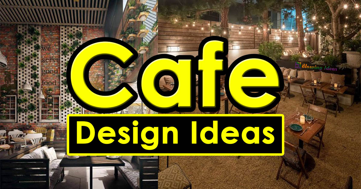 Cafe Design Ideas For Small Spaces