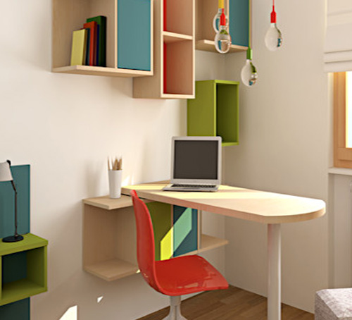 Compact Study Table Ideas