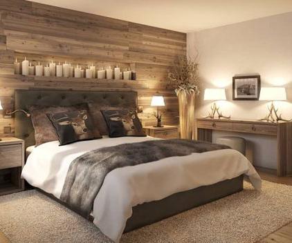 Headboard Light Bedroom