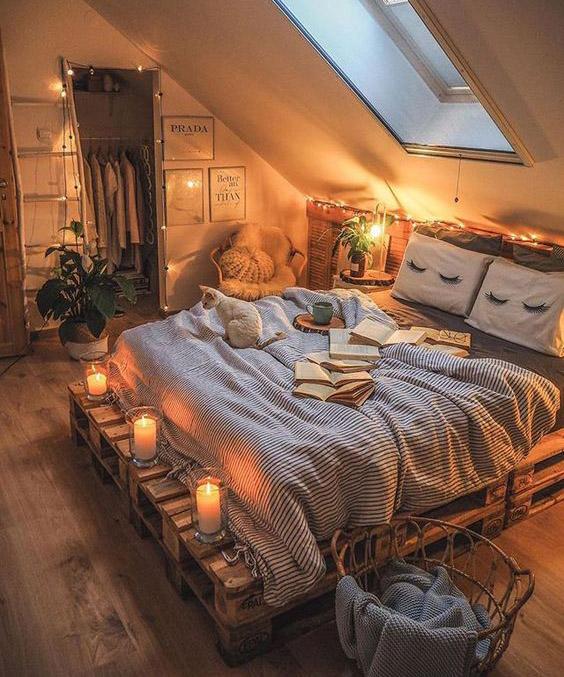 Filter Light Bedroom