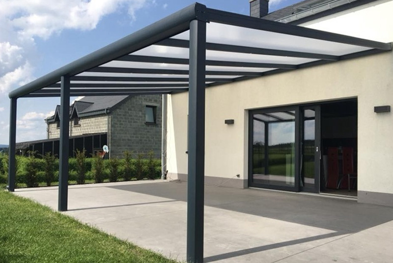Parking Awning Ideas