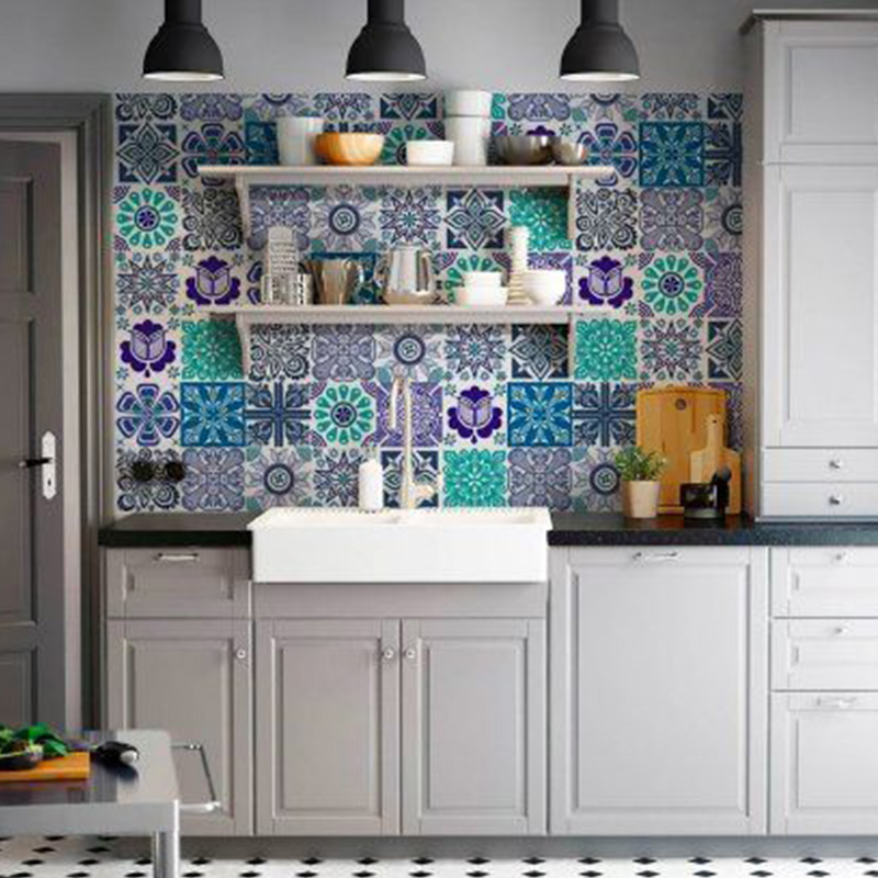 Beautiful Kitchen Tile