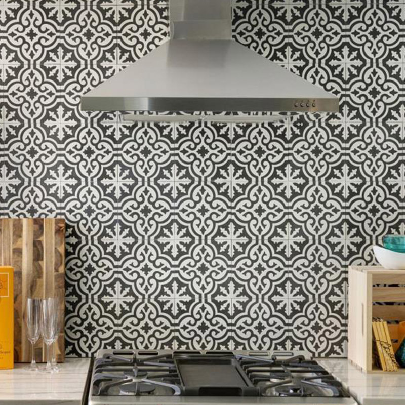 Pattern Tiles For Kitchen