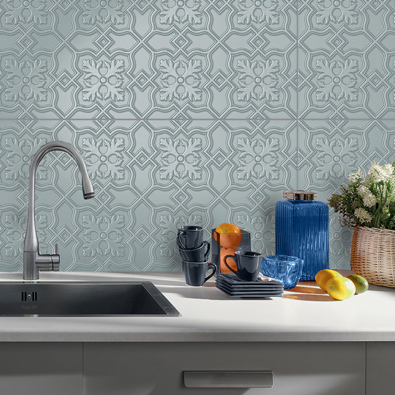 Stylish Kitchen Tiles