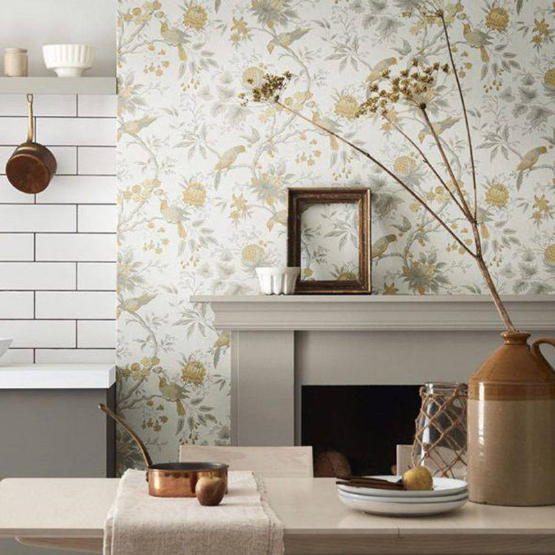 White Kitchen Wall Tiles