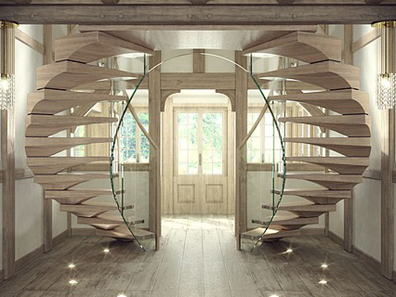 Amazing Stair Hall