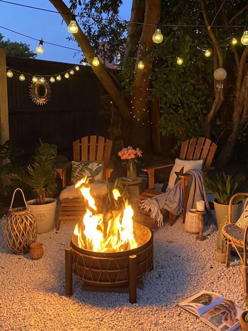 Awesome Outdoor Fire Pit Ideas