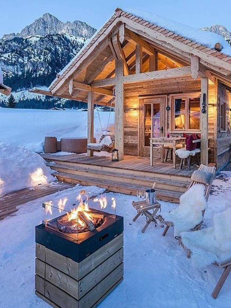 Beautiful Outdoor Fire Pit