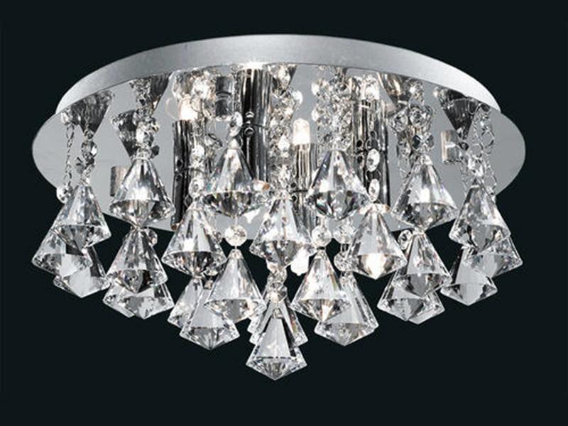 Ceiling Crystal Chandelier Design