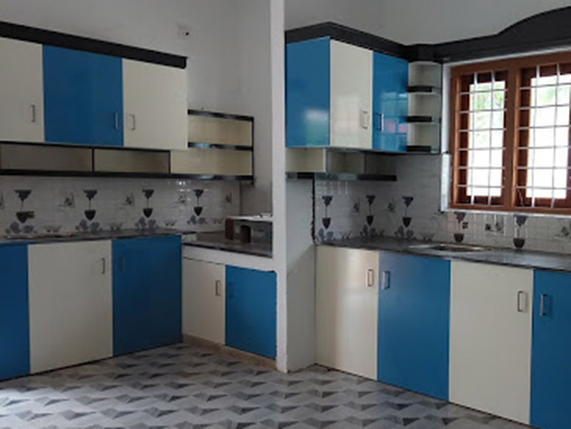 Kitchen Cabnit Two Color