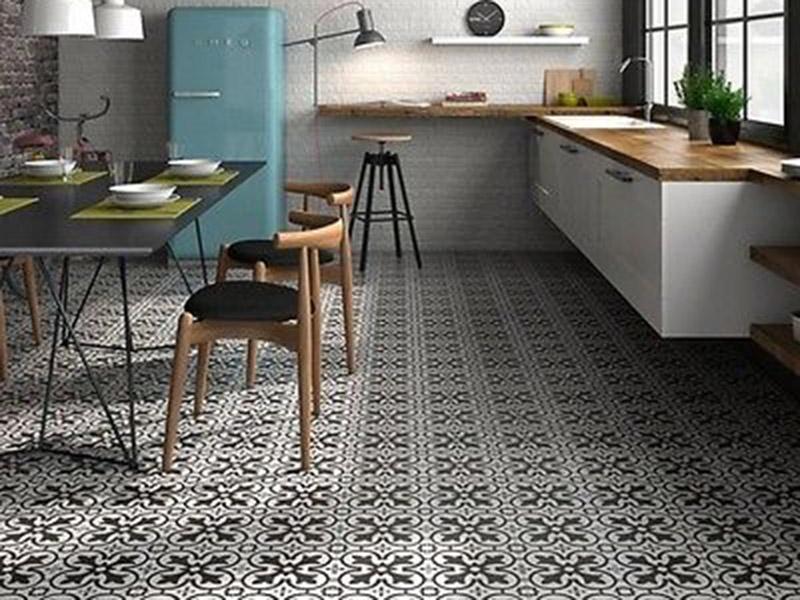 Kitchen Floor Tiles Victorian