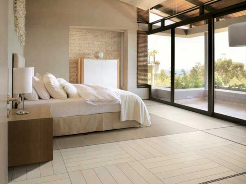 Real Color Floor Tile