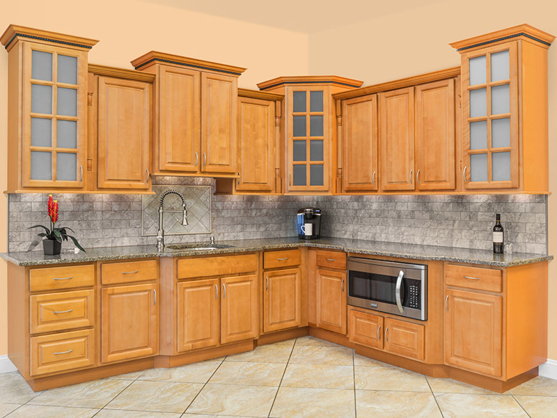 Richmond Kitchen Cabinetry Of Wood
