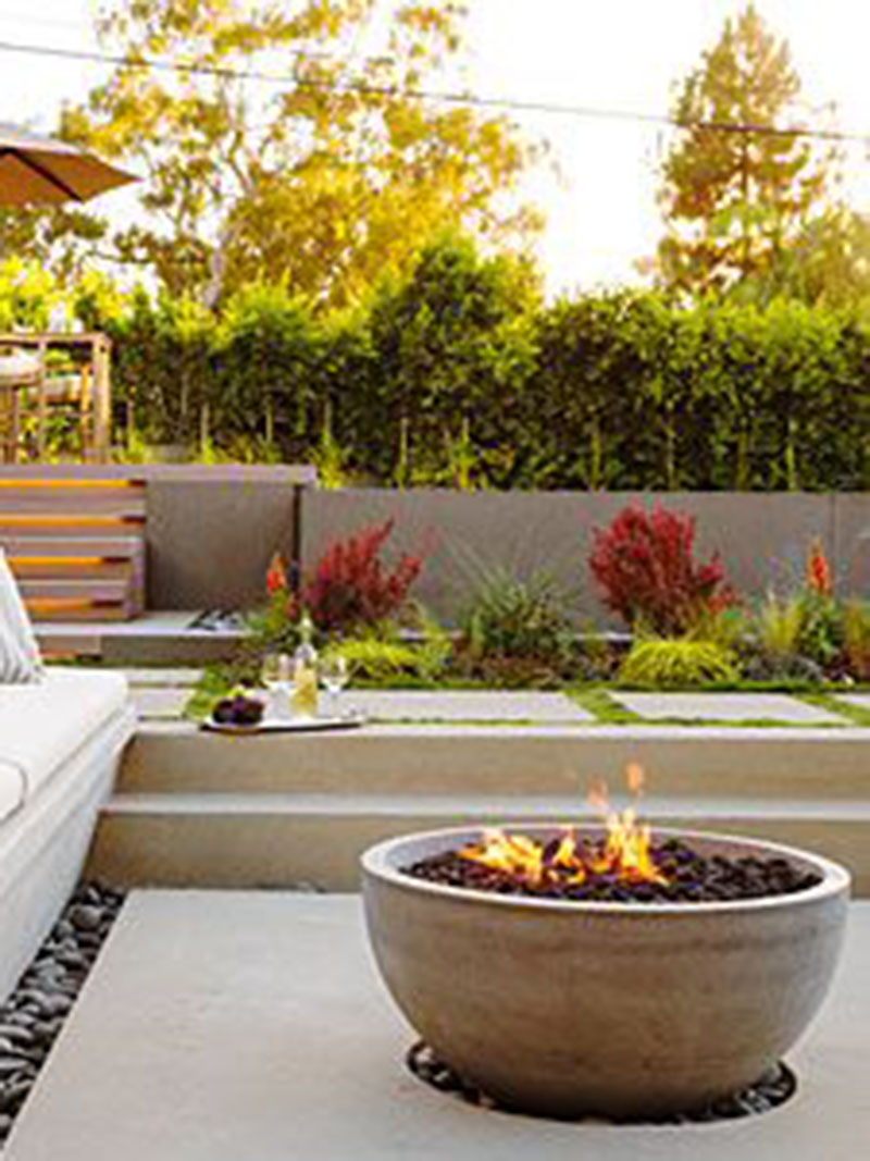 Simple And Stylish Luxurious Fire Pit