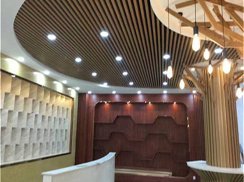 Water Proof Wpc Ceiling Design