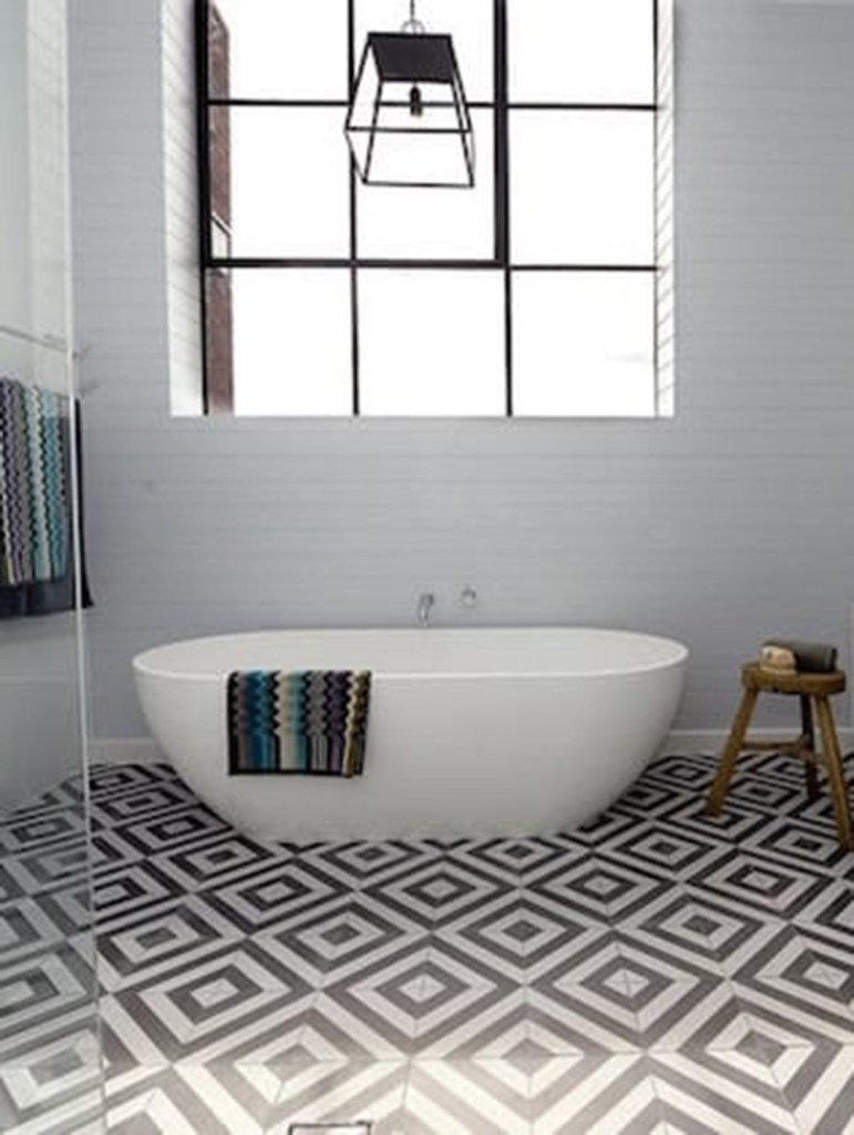 Bathroom Floor Tiles Design