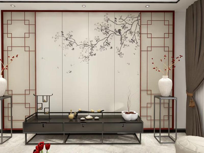 Wpc Design Background Wall Penel
