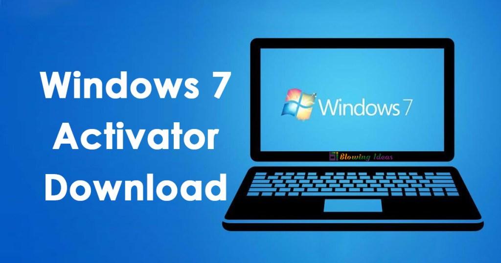 Windows 7 Activator Download