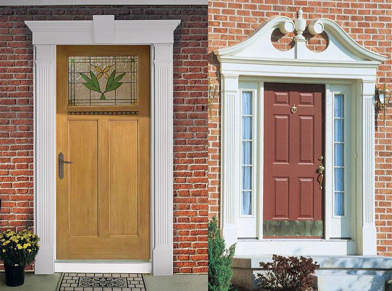 Front Door Exterior Renovation