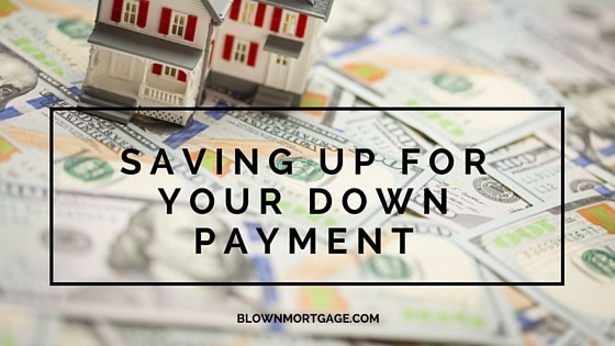 Image result for saving for a mortgage down payment