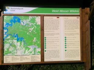 Fünf Tage im Nationalpark Eifel