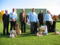Gerd und Paul (links): Deutscher Vizemeister VPG des RZV im Jahre 2008