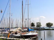 Yachthafen von Durgerdam
