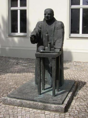 Der bedeutende Chemiker Friedlieb Ferdinand Runge, ein Kind der Stadt
