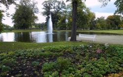 Der Schlossparkteich