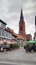 Weithin sichtbar: Die Martinskirche