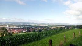 Blick ins Wesertal