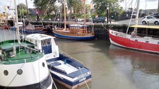 Am alten Hafen