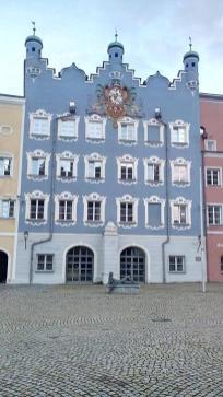Ständehaus in der Altstadt