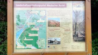 Unterwegs im Maubacher Rurtal