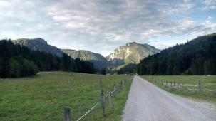 Wunderbare Bergwelt
