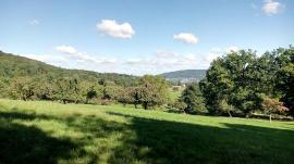 Blick Richtung Lahnstein