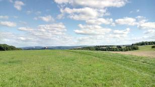 Auf der Rheinhöhe Kriesenkopf