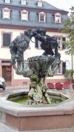 Brunnen in der Altstadt