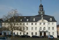 Rathaus im Stadtteil Alt-Saarbrücken