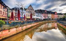 Altstadt-Impression von Wolfgang Staudt